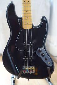 Fender US special jazz.