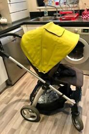 Mamas and Papas Pushchair Sola 2 with Accessories