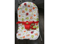 Beautiful Baby Bouncy Seater