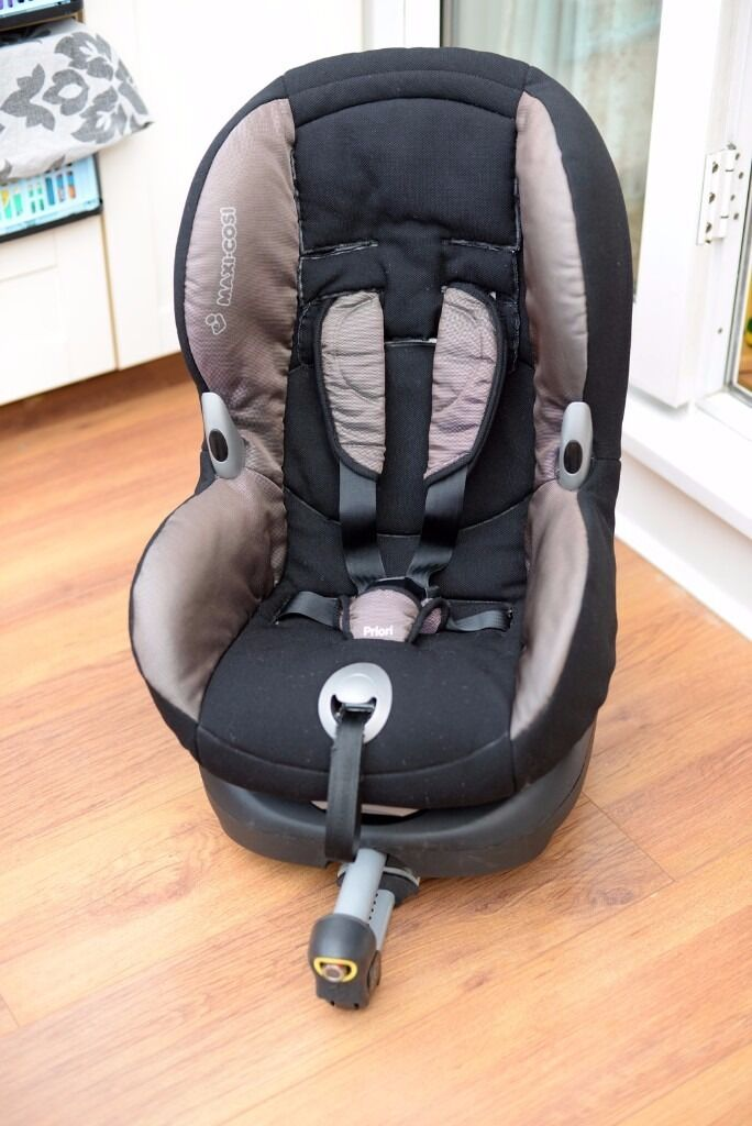 Maxi Cosi Priorifix Isofix Car Seat In Very Clean And Good