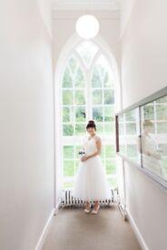 Amanda Wyatt Wedding Dress - Geena