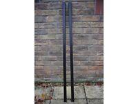 Thule 761 roof bars (120 cm)