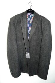 Desigual Mens Jacket NEW with tags (size 46 UK)