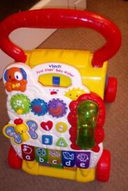 Vtech Walker with Phone