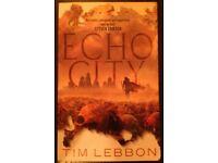 'Echo City' Novel (2010)