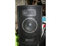 2x 100W Skytec Speakers 170.727 (faulty)