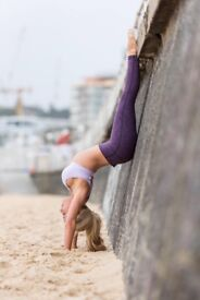 Personal trainer and yoga teacher