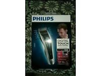 New Philips hair clipper