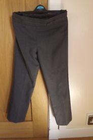 Girls School Trousers Age 7-8