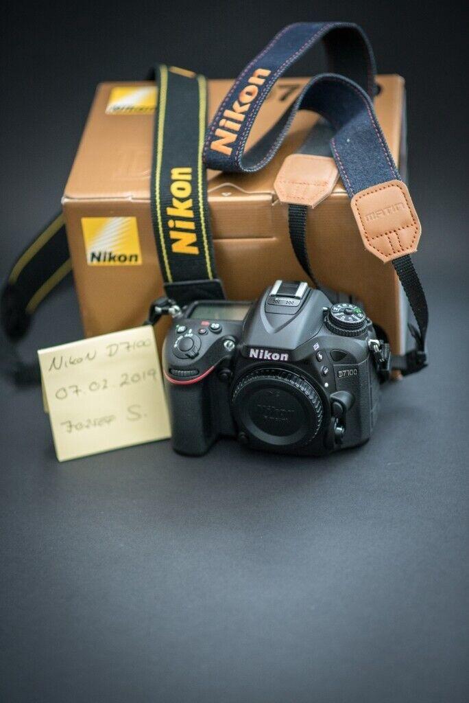 Nikon D7100 24 1M DSLR + Nikkor AF-S 35mm 1 8G ||| Low Actuations (8 900)  ||| FREE ND filters | in Ribbleton, Lancashire | Gumtree