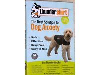 BRAND NEW Medium size Dog Thundershirt for Dog Anxiety, chest 21 to 25 ins, see Info, Histon