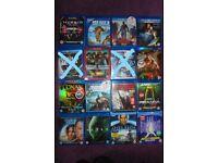 Supernatural & Breaking Bad dvd boxsets, 3D Bluray movies