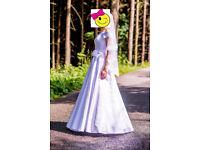Gorgeous White Wedding Dress