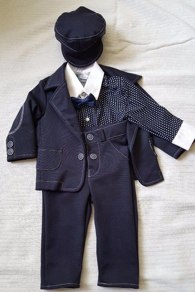 Baby Boy Suit 3- 6 months