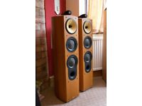 B&W 804 Main Speakers - Bowers and Wilkins