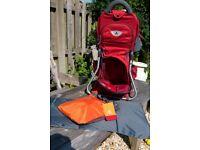 Vaude Baby Carrier - Jolly Comfort 1 (red)