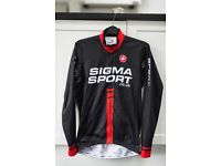 Castelli Team Sigma Sports Thermal long sleeve cycling jersey