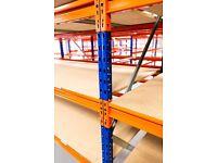 New Longspan Shelving - For Warehouse, Office, Storeroom, Workshop & Garage