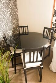 Dining Table and chairs (set) for sale