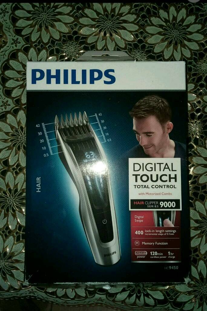 Philips hair clipper new