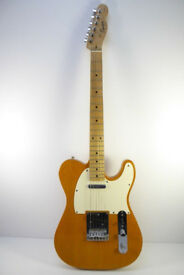 squire by fender telecaster