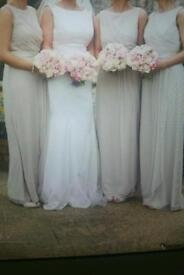 Gorgeous bridesmaids or formal dresses