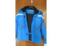 Boys Ski Jacket - Blue. Age 13/14. As new.