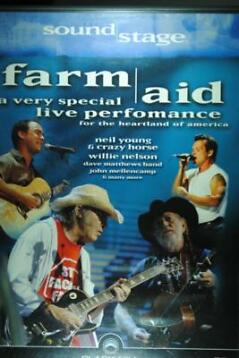FARM AID - SOUND STAGE