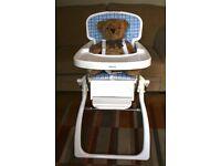 Cosatto Baby Highchair (Foldaway)