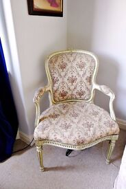 Antique Fauteuil Arm Chair For Sale Feature Chair Hall, Office, Bedroom, Lounge