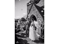 Wedding photographer based in Swansea