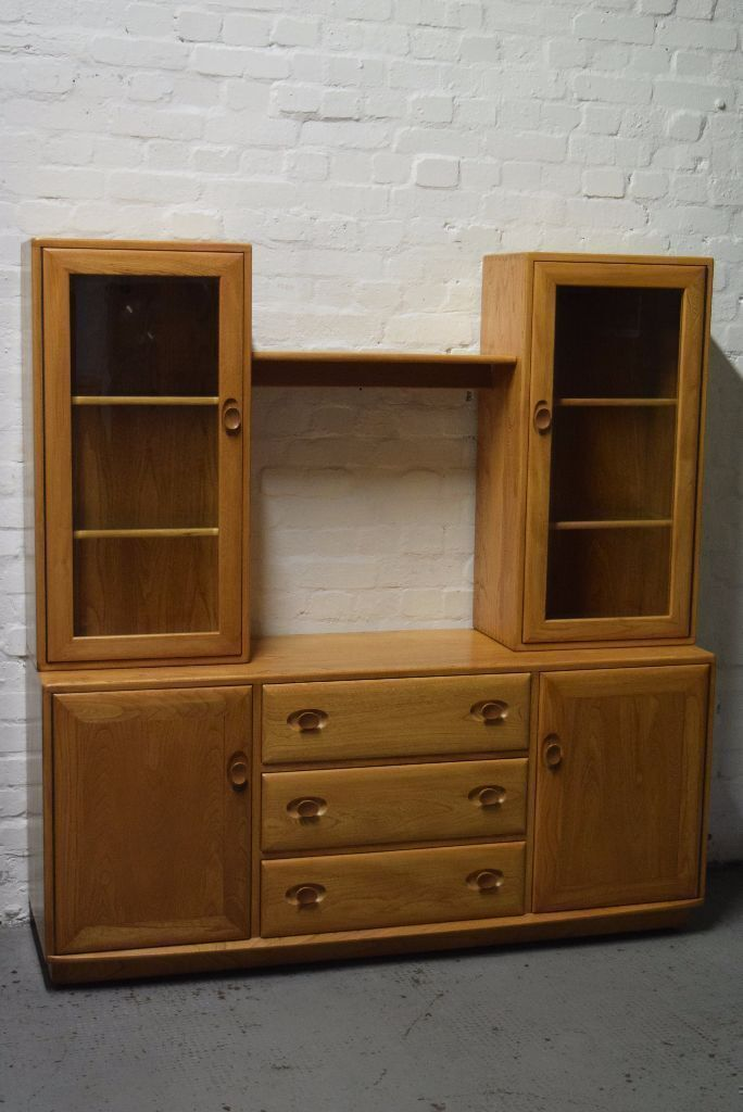 Ercol Windsor Sideboard Room Divider DELIVERY AVAILABLE