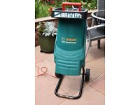 Bosch AXT Rapid 2000 garden shreader