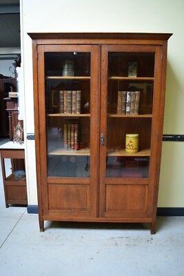 Antiker traumhafter Jugendstil Bücherschrank, Vitrine - Lieferung möglich!
