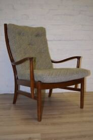 Parker Knoll Ladderback Chair - PK1016-78 (DELIVERY AVAILABLE)