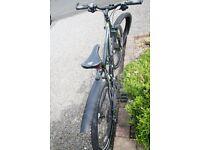 "Carrera Vulcan Mountain Bike 18"" Frame"