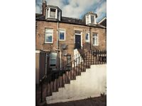 2 Bedroom Furnished First Floor Flat to Rent in Central Aberdeen - Free Parking
