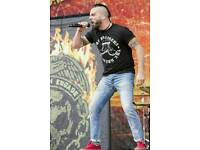 Hard Rock, Groove Metal SINGER WANTED