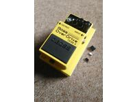Boss Bass Overdrive ODB-3 Guitar Pedal