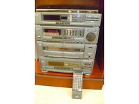 Sanyo stereo music system