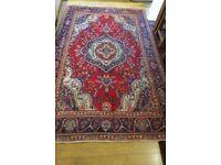 Large Wool Rug / Carpet