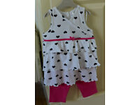 Baby Club top and leggins - 2 years