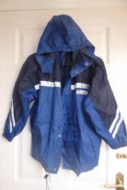 Boy's lightweight raincoat