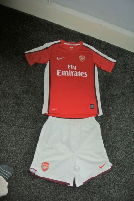 newest 81476 0b838 kids arsenal football kit