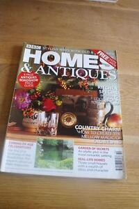 HOMES & ANTIQUES.Oct 1998.Country charm/Gardens/Kitchen special