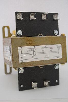 Ge 9t58b3505 Control Transformer 0.10kva Prim.volts-200/230/460, Sec.volts-115