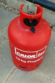 lor Gas Propane 13kg bottle - empty, with return certificate