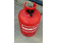 lor Gas Propane 13kg bottle - empty, with return certificate