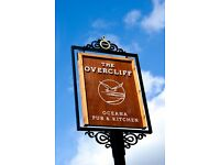 BAR STAFF REQUIRED FOR TOP BRITISH PUB