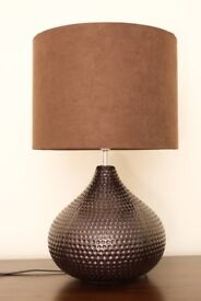 Immaculate condition Lamp RRP approx £29, selling £10
